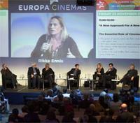Europa Cinemas conference in Paris