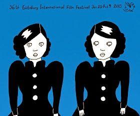Gothenburg Film Festival 2013 poster