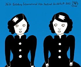 Gothenburg Film Festival 2013 poster