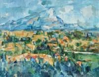 Cezanne Mont Saint-Victoire